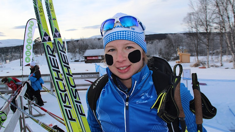 Evelina Settlin. Foto: Christian Höijer/Sveriges Radio