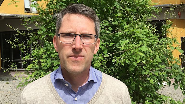 Lars Wedlin planeringschef Gävle kommun