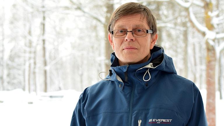 Signar Mäkitalo, smittskyddsläkare. Foto: Anna-Karin Lampou/Sveriges Radio