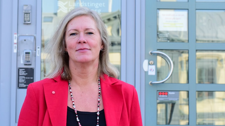 Numera Eva Lindberg. Foto: Anna-Karin Lampou/Sveriges Radio