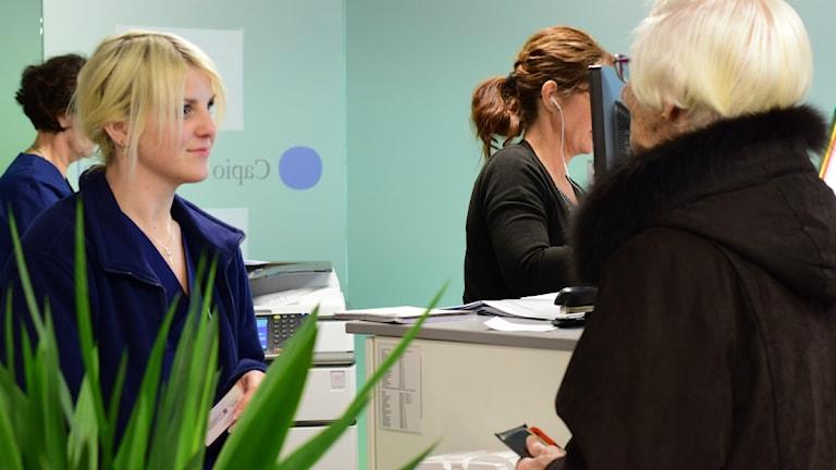 Av de drygt 70 vårdcentraler i landet som drivs av Capio AB är den i Gävle speciellt lönsam.