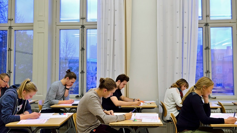 Högskoleprovet