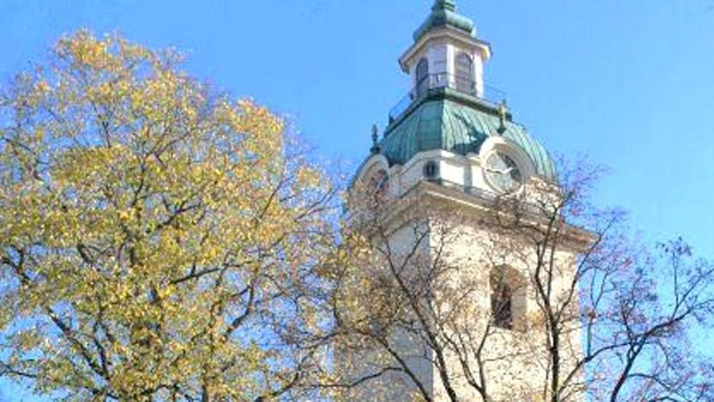 Heliga Trefaldighets kyrka i Gävle.