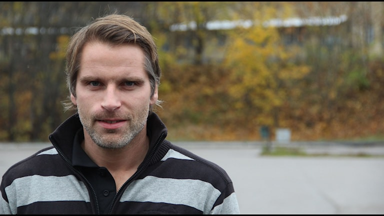 Bollnäs lagkapten Andreas Westh.