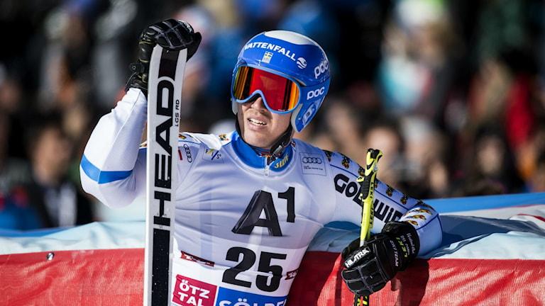 André Myhrer. Foto: TT/Sveriges Radio