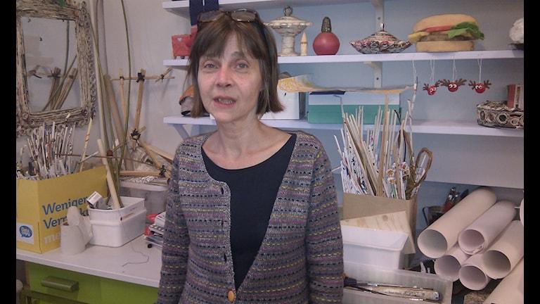 Susanne Ruthström, versamhetschef för Lättings.