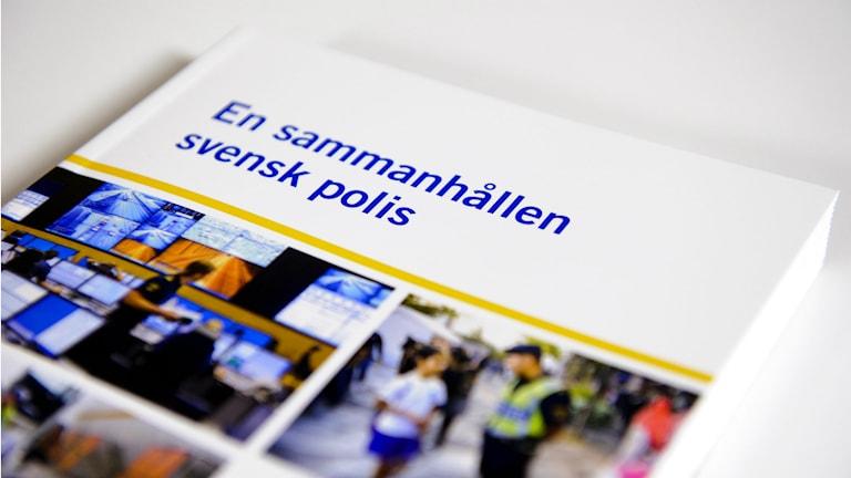 Bristen är stor på narkotikapoliser i Gävleborg. Foto: TT