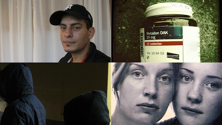 P4 Gävleborg har granskat knarket i länet, hör rösterna som själva berättar om derass erfarenheter av narkotika. Foto: Sakena/flickr/Sveriges Radio