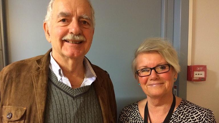 Valliansen, ett samarbete mellan allianspartierna och Vänsterpartiet kommer att styra Ljusdals kommun i kommande mandatperiod. Foto: Agneta Sundberg/Sveriges Radio