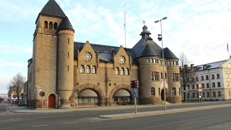 Gästrike räddningstjänst kommer på sikt att lämna den klassiska brandstationen skapad av arkitekt Ferdinand Boberg.