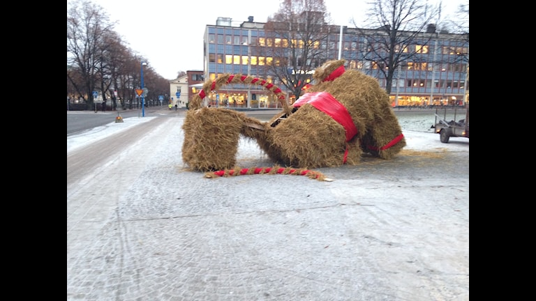 Foto: Gabriel Henning / Sveriges Radio