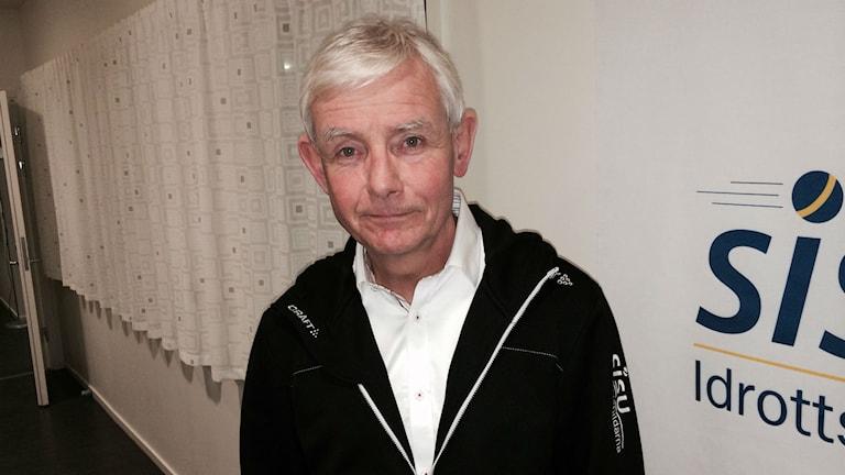 Lars Ekengren. Foto. Christan Höijer/Sveriges Radio