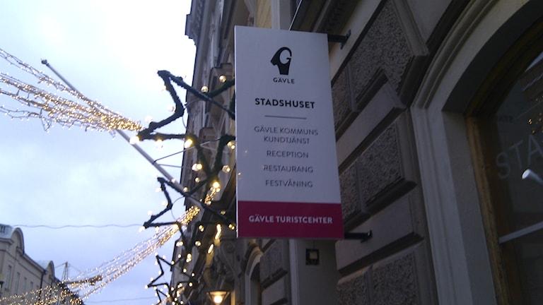 Det är ännu oklart hur styret i Gävle kommer att se ut för kommande mandatperiod. Foto: Joacim Lindwall/Sveriges Radio