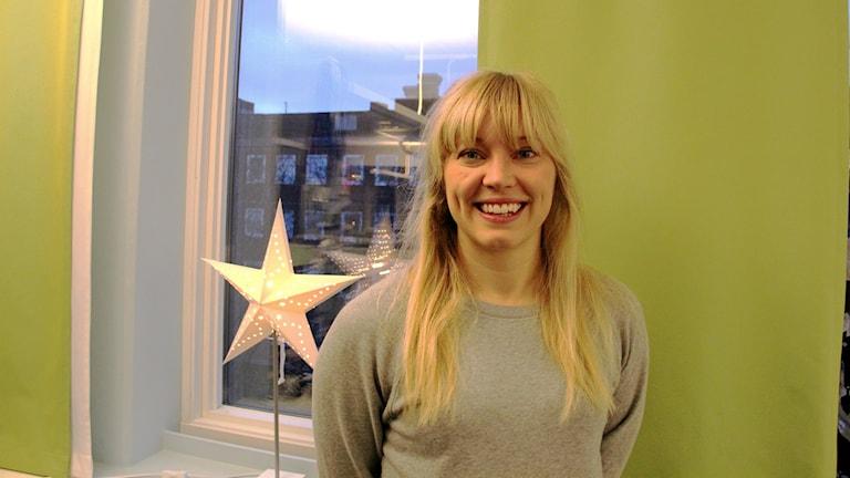 För andra året i rad ska Sara Berglund fixa ett veganskt julbord, vilket betyder att det inte innehåller något från djurriket. Enklare än en kan tro, menar hon.