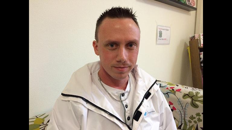 Jonny Lindblom, SD:s gruppledare, tycker inte att det är konstigt att man ville kontrollera lapparn.