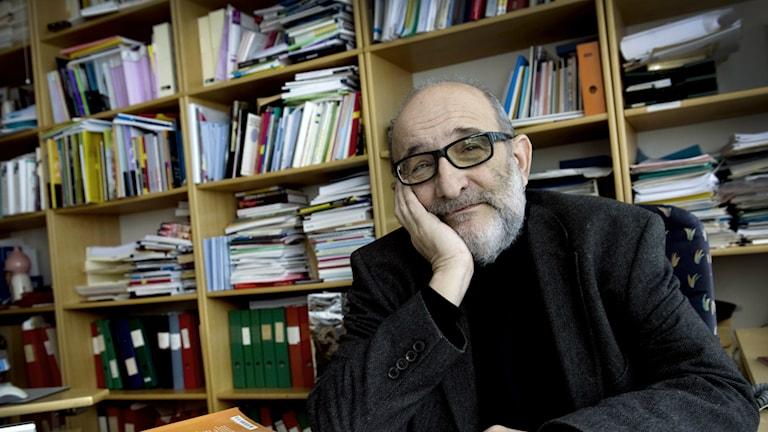 Jerzy Sarnecki. Foto: TT