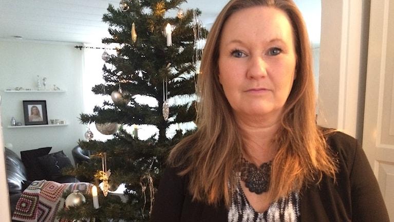 Det handlar om de barn som har de svåraste besvären som drabbas säger Anette Torvidsson Eriksson, kanslist på Astma och allergiföreningen region Mellannorrland. Foto: Agneta Sundberg/Sveriges Radio