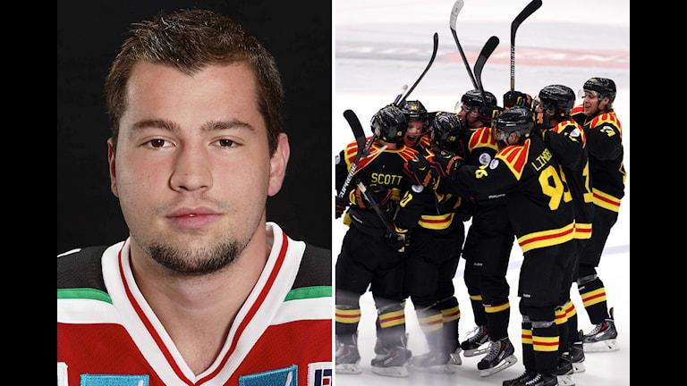 Backen Tomas Slovak värvas av Brynäs. Foto: Mats Åstrand/Stig Kenne / TT.