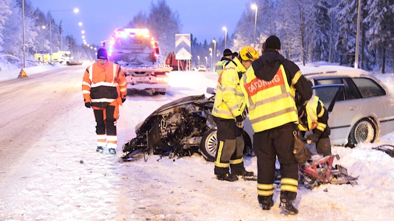 Foto: Roger Nilsson/Sveriges Radio