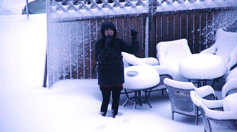 Ska såpbubblan bli till is? Cassandra testar.