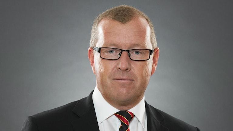 Hans-Göran Karlsson Klubbdirektör Brynäs. Foto: TT