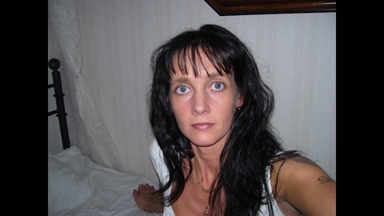 Maria Ivarsson dog 42 år gammal i maj 2013. Foto: Privat
