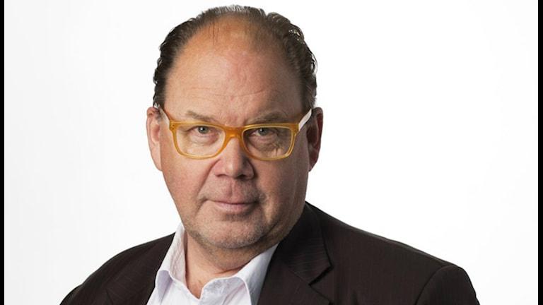 Kanalchef Leif Eriksson. Foto: Sveriges Radio