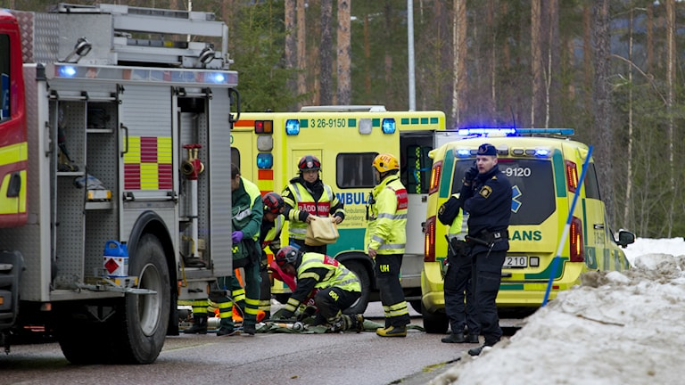 Foto: Andreas Björklund/Sveriges Radio
