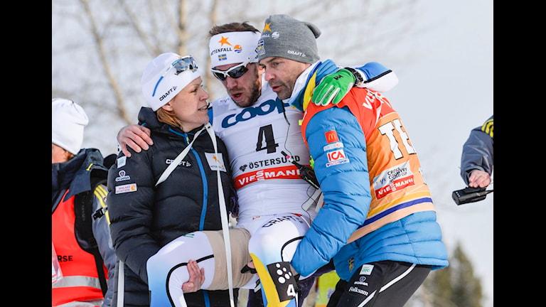 Emil Jönsson. Foto: Henrik Montgomery/TT