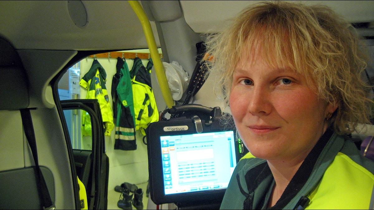 Ambulans granskning teknik