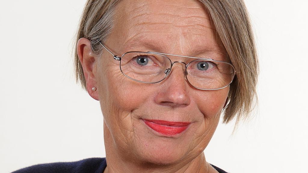 Margareta Högberg. Foto: Privat.