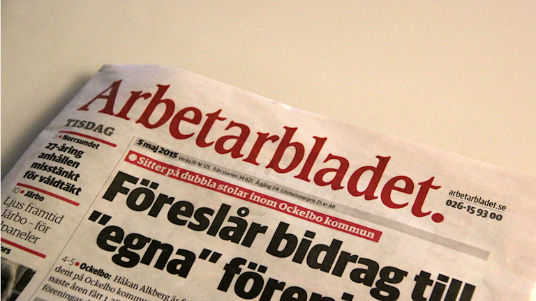 Foto: Fredrik Björkman/Sveriges Radio