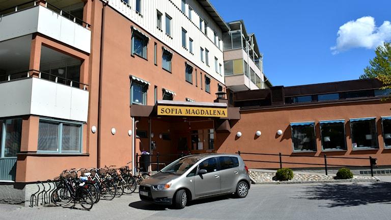 Sofia Magdalena. Foto: Cecilia Corfitsen/ Sveriges Radio.