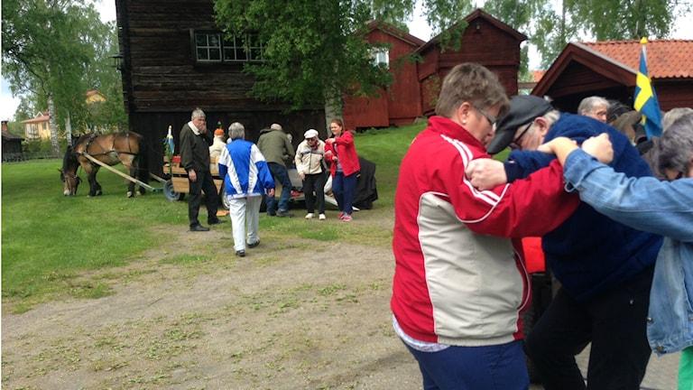 Foto: Hasse Persson/Sveriges Radio