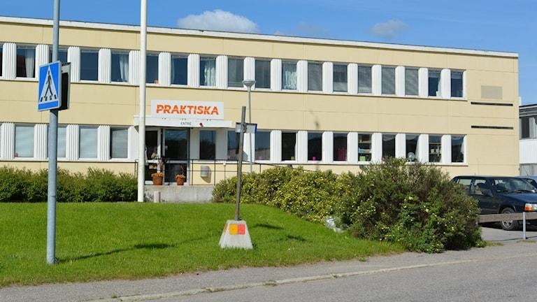 Bild på Praktiska Gymnasiet i Gävle