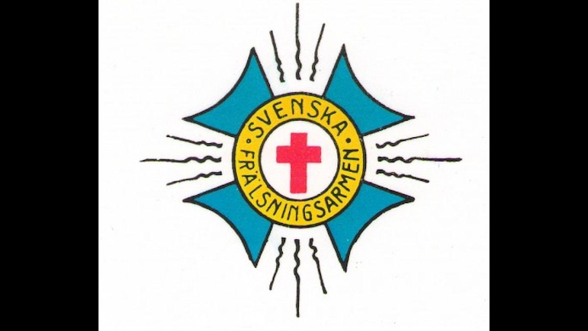 Logga för Svenska Frälsningsarmén