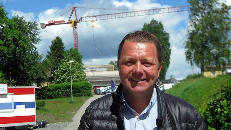 Kommunalrådet Magnus Jonsson