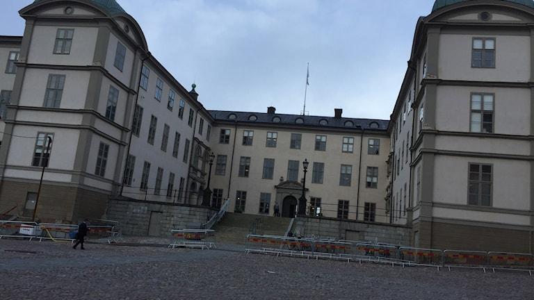 Svea hovrätt i Stockholm. Foto: Christian Ploog / Sveriges Radio