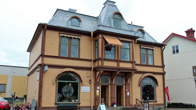 Folkets Hus-föreningen i Ljusdals lokaler. Foto: Linnea Johansson/P4 Gävleborg.