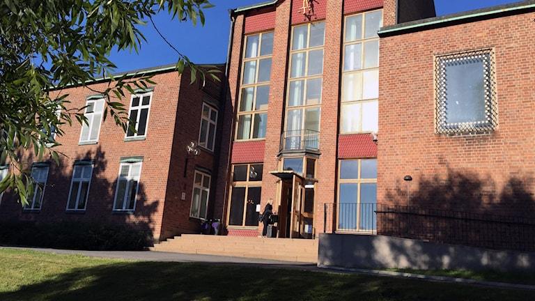 Hovrätten för nedre Norrland i Sundsvall. Foto: Christian Ploog / Sveriges Radio
