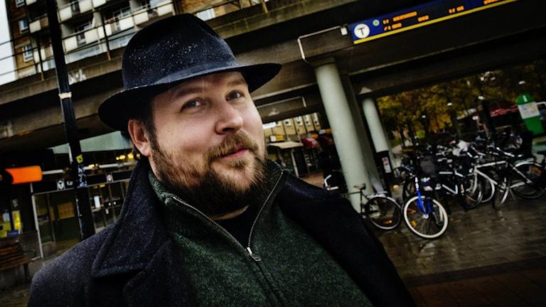 "Markus ""Notch"" Persson. Foto: Magnus Hjalmarson Neideman / SvD / TT"