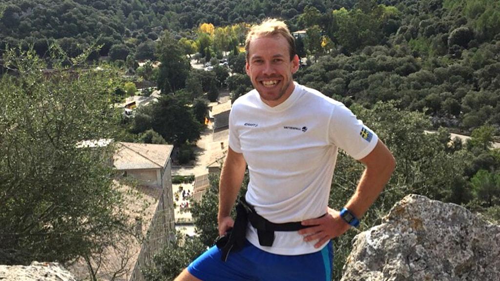 Elin Jönsson är just nu på träningsläger på Mallorca.