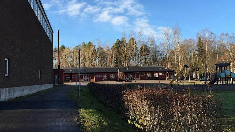 Norrsundets skola hotas av nedläggning.