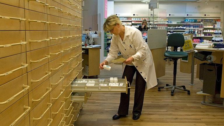 Det skrivs ut allt fler recept på neuroleptika till barn. Foto (arkivbild): Leif R Jansson/TT