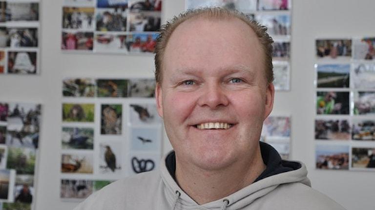 Mats Ingels. Foto: Sveriges Radio