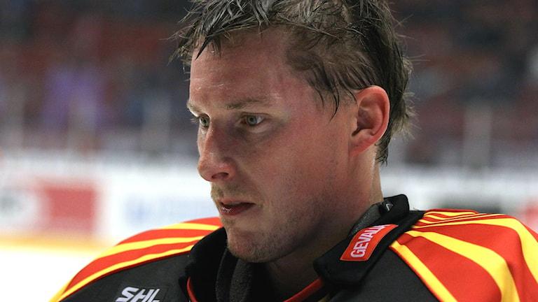"Johan ""Honken"" Holmqvist. Foto: TT"