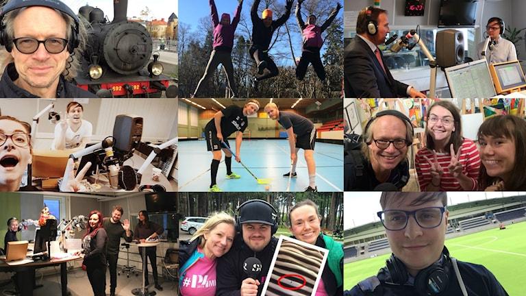 Mycket har hunnit hända under 2015. Här är några av bilderna som tagits under året.