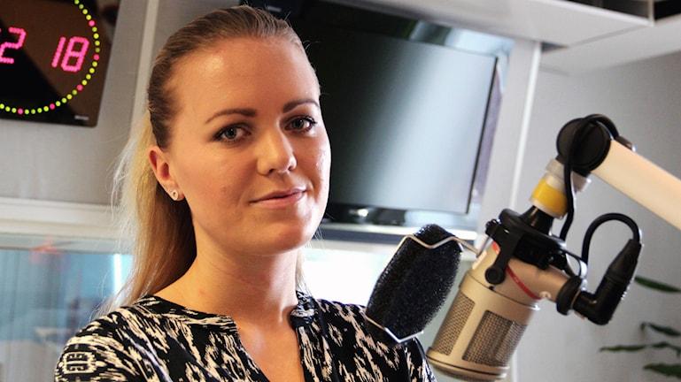 Evelina Nilsson från Gävle har sjukdomen endometrios.