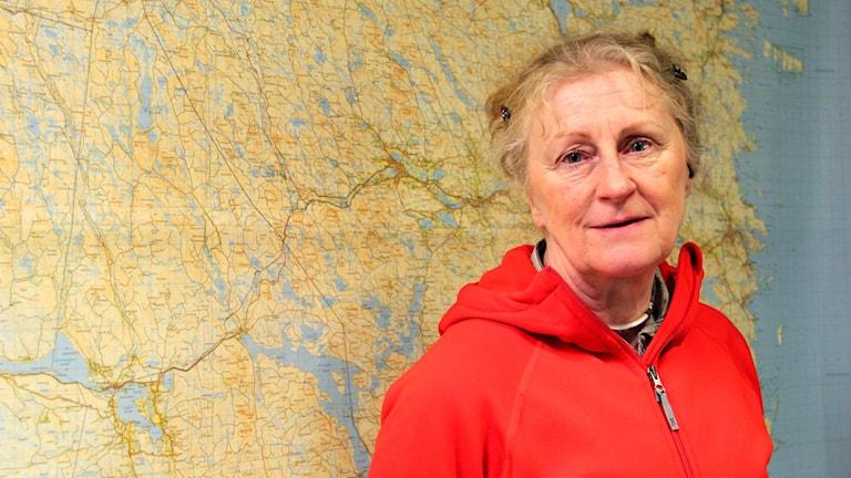 Mariana Femling är ansvarig för kommersiell service på länsstyrelsen Gävleborg.