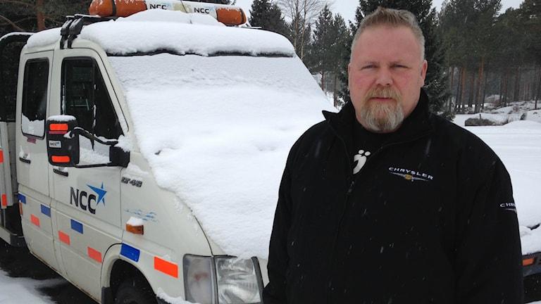 Sekomedlem Magnus Karlstöm NCC